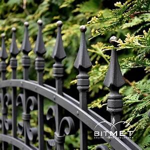 Baumaterial Aus Polen : schmiedeeisen fechten aus polen bitmet ~ Michelbontemps.com Haus und Dekorationen