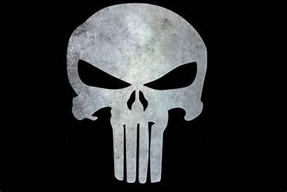 Punisher Lucio Parrillo Skull Logos Variant Simbol