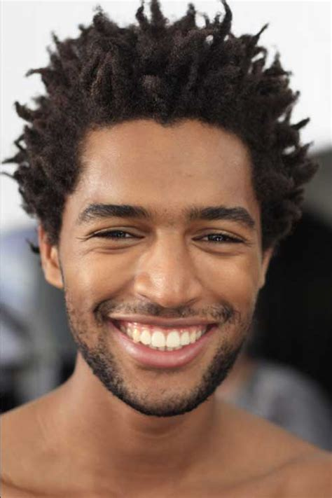 Black Man Hairstyles   Male Models Picture