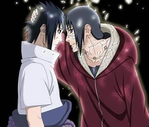 Jiraiya & Naruto VS Itachi & Sasuke - Battles - Comic Vine