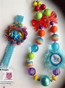 My Little Pony Bubble Gum Necklace