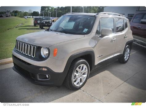 mojave jeep renegade 2015 mojave sand jeep renegade latitude 102884566
