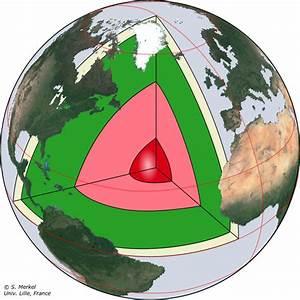 Sébastien Merkel -- Scientific Illustrations -- The Earth ...