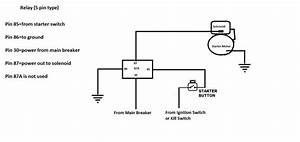 5 Pin Starter Relay  Do I Need All 5  - Page 2