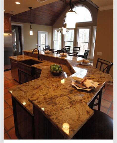 table  counter height island kitchen island