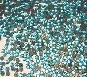 Orient Teppich Selbst Reinigen : hotfix strasssteine glas blau strass 2880stk rhinestones ~ Lizthompson.info Haus und Dekorationen