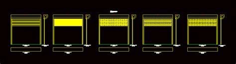 blinds  autocad  cad   kb bibliocad