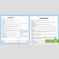 Punctuation Worksheet  Activity Sheets  Punctuation, Grammar