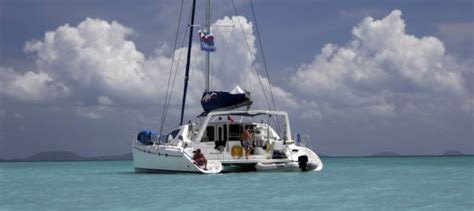 Yacht Sailing Boat Difference by Catamaran Sailing Is Different But How