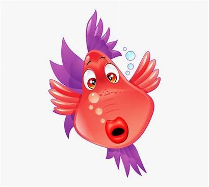 Fish Drawing Tank Painting Fisch Cartoon Fundo