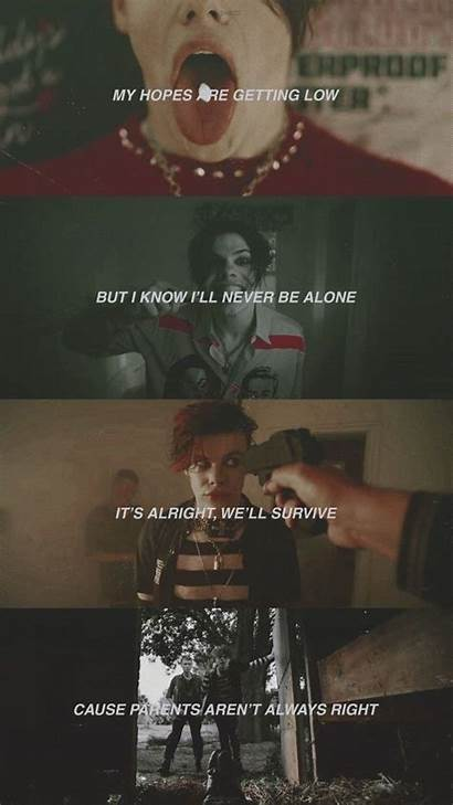 Yungblud Aesthetic Parents Lyrics Wallpapers Band Emo