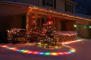 top 46 outdoor christmas lighting ideas illuminate the holiday spirit architecture design