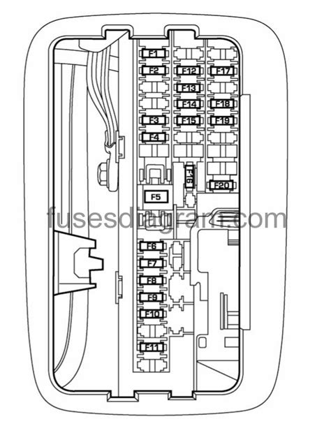 Dodge Intrepid Fuse Box Diagram Imageresizertool