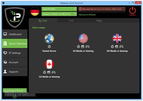 ipvanish    windows filehorsecom