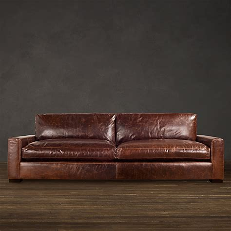 Maxwell Sleeper Sofa by Restoration Hardware Maxwell Sleeper Sofa Review