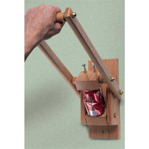 crusher downloadable plan woodworking