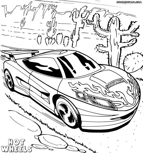 hot wheel coloring pages hot wheels racing league hot