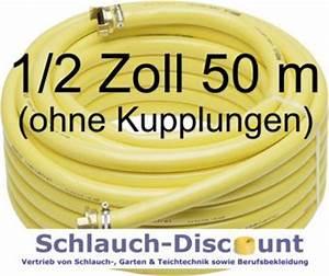 Gartenschlauch 1 2 Zoll : 1 2 zoll 50 m wasserschlauch gartenschlauch gelb trikot schlauch discount ~ Watch28wear.com Haus und Dekorationen