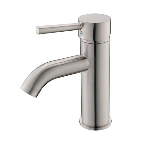 Modern Stainless Steel Bathroom Faucets by Vccucine Modern Commercial Stainless Steel Brushed Nickel