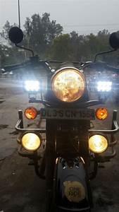 Fog   Spot Light For Classic 500efi