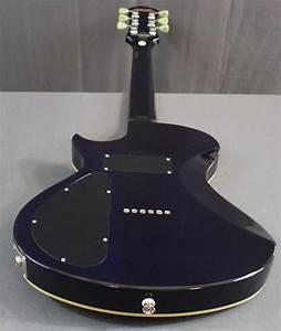 Epiphone Blueshawk Deluxe Semi