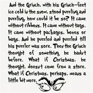The Grinch Quotes Heart. QuotesGram