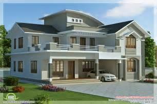 new home design 2960 sq 4 bedroom villa design kerala home design