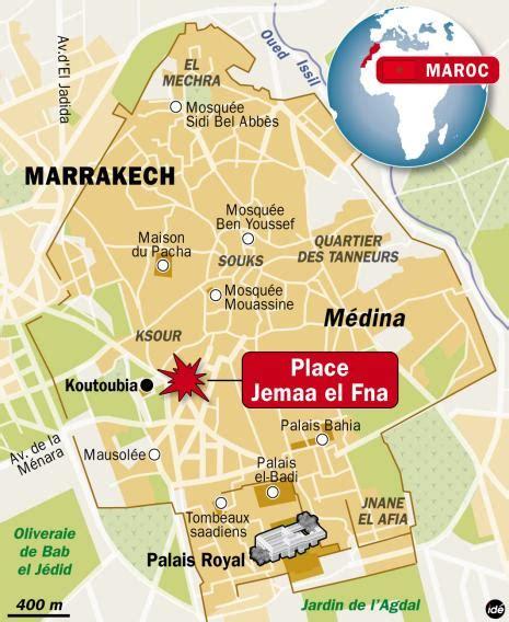 chambre majorelle vacances à marrakech hôtels djema el fna
