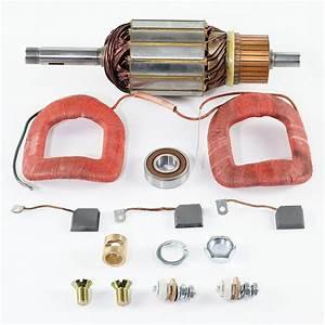 Ihc  Farmall 6 Volt Delco Generator  1100501  Master Repair