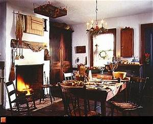 Home Interior Design Style Guide Early American Primitive
