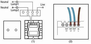 2 Gang Light Switch Wiring Diagram Australia