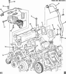 Gmc Savana E G R  Valve  U0026 Related Parts