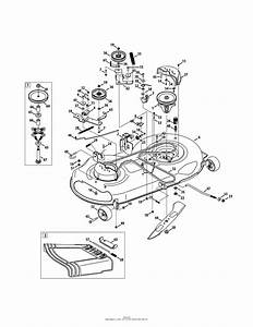 Mtd 13al78st299  247 288860   2011  Parts Diagram For
