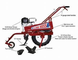 Garden Plow Parts