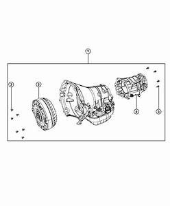 Dodge Ram 3500 Transmission Package  Remanufactured  With