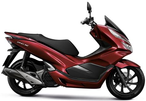 Pcx 2018 All New by Pilihan Warna All New Honda Pcx150 2018 Indonesia