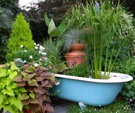 creative ideas to recycle bathtubs recycled things