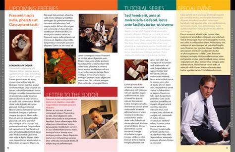 indesign magazine free exclusive adobe indesign magazine template designfreebies