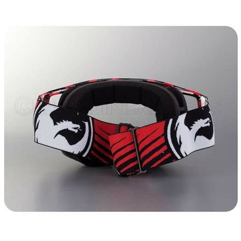 dragon motocross goggles dragon vendetta goggles vox red dirtbikexpress