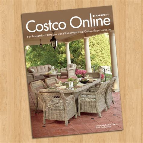 toronto furniture photography costco  flyer