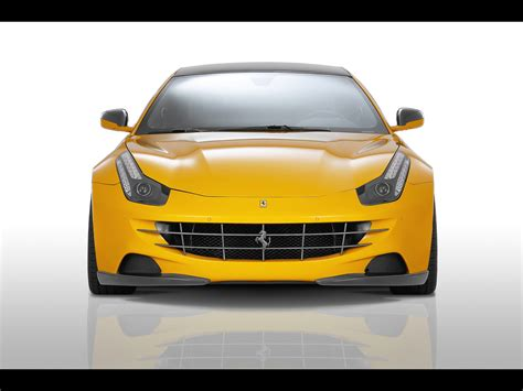 2018 Novitec Rosso Ferrari Ff Studio 3 1920x1440