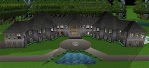 pics floor plans  hotr reader james digital mega mansion homes   rich