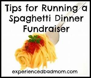 Tips for Running a Spaghetti Dinner Fundraiser | Auction ...