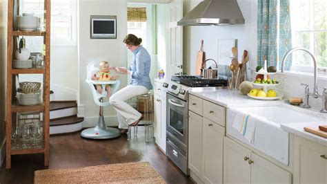 southern kitchen design galley layout small kitchen design ideas southern living 2407