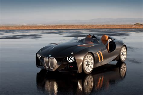 Bmw 328 Hommage Unveiled To Celebrate 75th Anniversary Of
