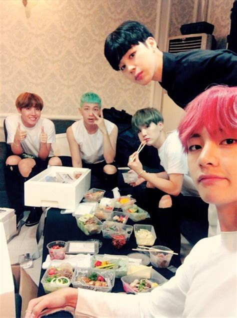 bts cuisine bts army puts up a defense following attack