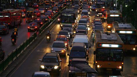 country worst traffic world