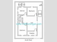 Vastu plan for South facing plot 1 VasthurenganCom