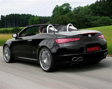 Alfa Romeo Views  Alfa Romeo Reviews Perfect Black Alfa