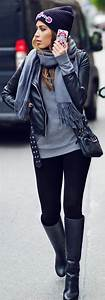 26 Amazing Grey Fall Looks u2013 Outfit Ideas for Fall   Styles Weekly